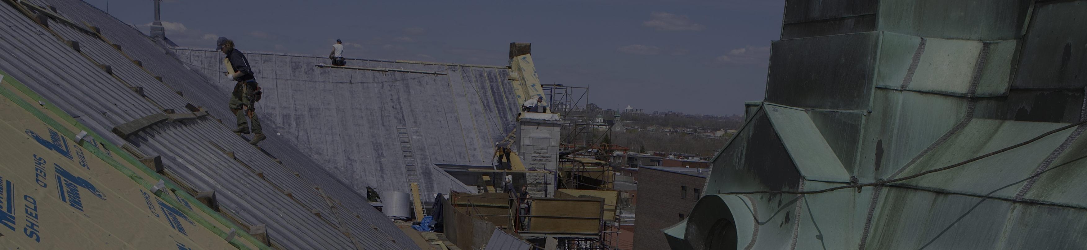 Inspection de toiture à Montréal - Couvreur Verdun Montréal Laval