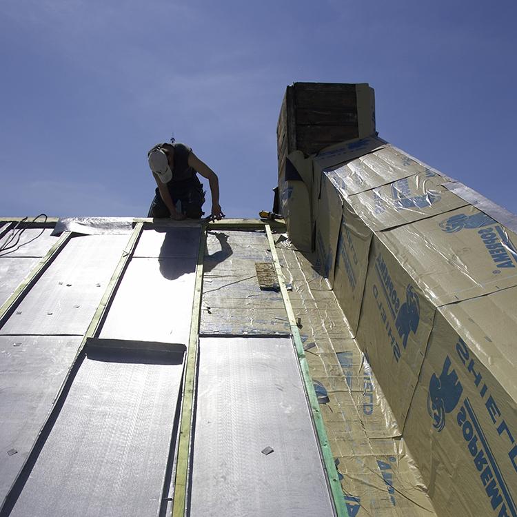 Inspection de toiture - Couvreur Verdun Montréal Laval
